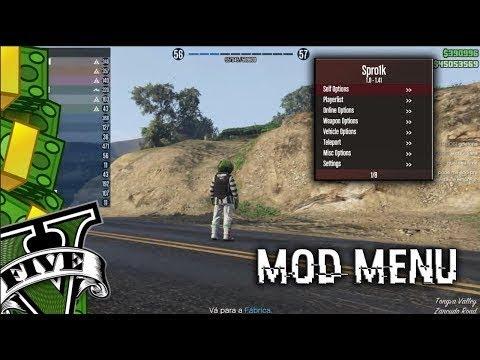 gta online 1.41 mod menu