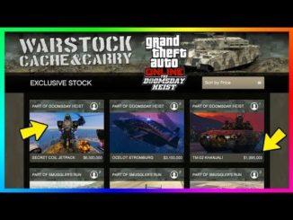 gta online doomsday heist finale