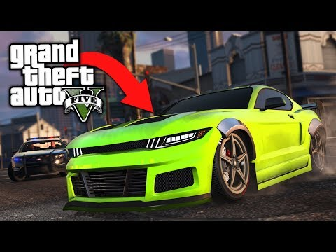 gta 5 online best car for missions
