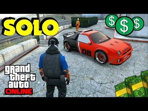 Gta 5 Solo Money Glitch