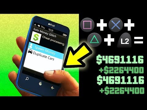 Gta 5 Money Hacks Ps4 Online | Pwner