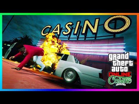 NEW Heist DLC Update Coming To GTA Online Soon? Casino Heist