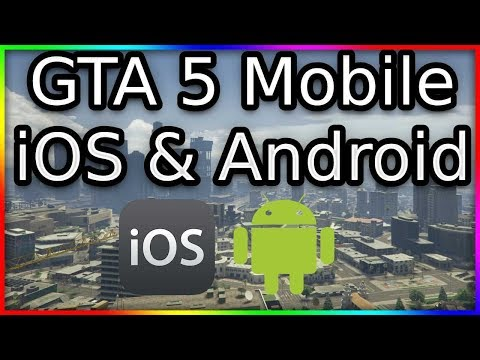 GTA 5 Android & iOS (GTA 5 Mobile with Gameplay) - GTA Videos