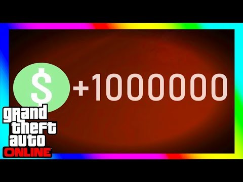 NEW* GTA 5 MONEY GLITCH - How To Play The