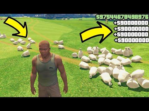 GTA 5 Money Glitches Story Mode Offline 100% Working *Easy