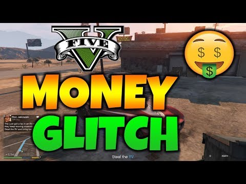 GTA 5 Online Money Glitch - GTA 5 Money Glitch Solo GTA V