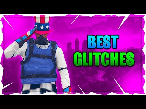 GTA 5 Online: *SOLO* BEST ''TOP 5 WORKING GLITCHES'' After Patch