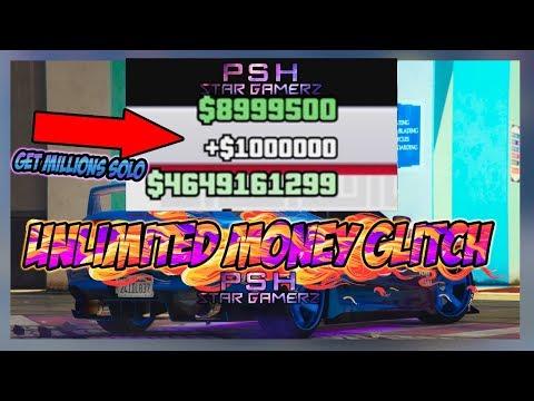 GTA 5 Online Money Glitch *SOLO* 1 46 Get Unlimited Millions For Gta