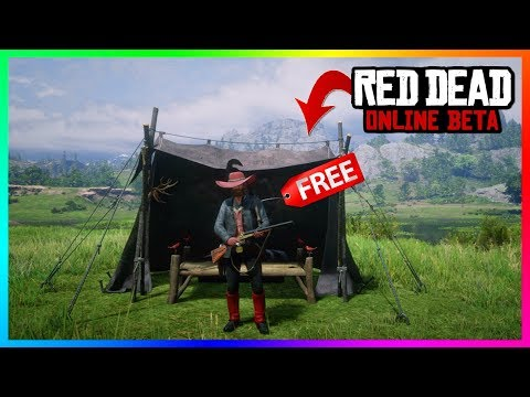 Red Dead Online DLC Update - FREE Items, Rare Clothing, NEW