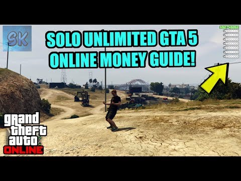 ANYONE CAN DO THIS* to MAKE MONEY FAST and EASY in GTA 5