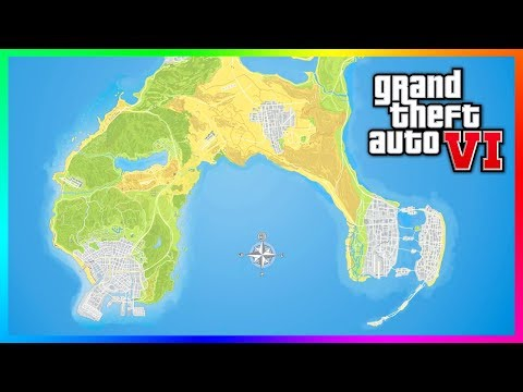 Grand Theft Auto 6 - NEW LEAKS! Multiple BIG Cities, Release