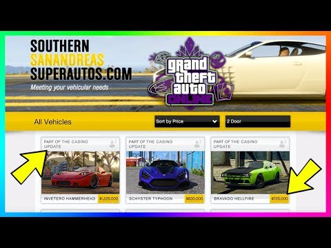 GTA 5 Online Casino DLC Update - How To Make Money To Buy