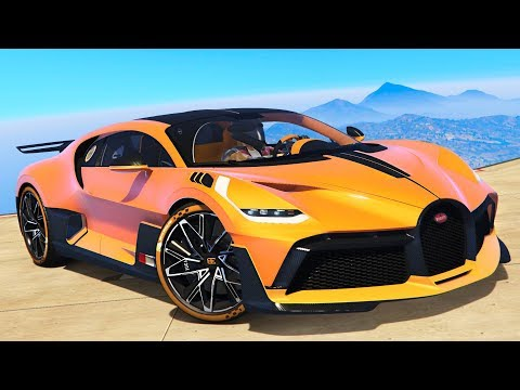 NEW $6,000,000 BUGATTI DIVO! (GTA 5 Mods) - GTA Videos