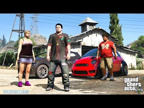 GTA 5 REAL LIFE MOD - JIMMY'S FIFTH DAY IN COLLEGE (GTA 5 REAL LIFE